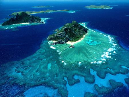 Projet à long terme : World Tour _iles-fidji